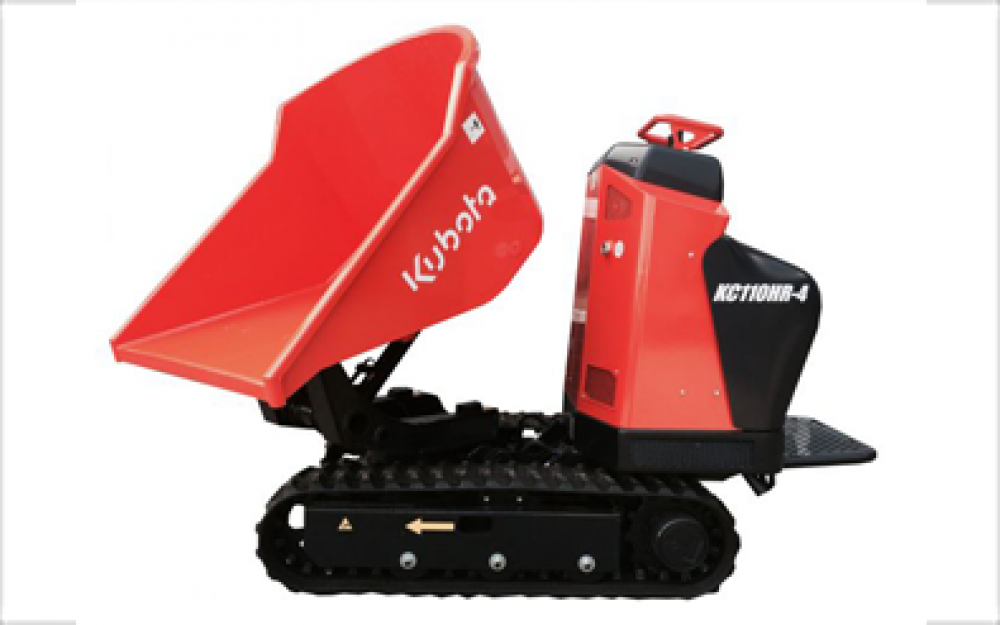 Kubota KC110 HR -